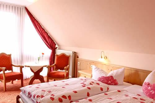 Doppelzimmer Balkon Hotel zur Igelstadt
