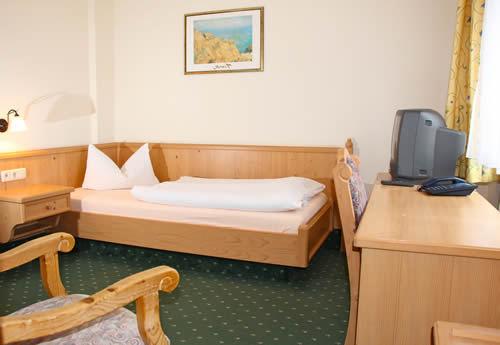 Einzelzimmer Hotel zur Igelstadt