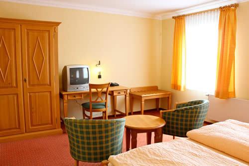 Komfort-Doppelzimmer Hotel zur Igelstadt